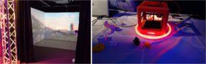 Vectorama -tapahtumassa oli esillä innovaatioita virtuaalimaailmasta 3D-tulostimiin.