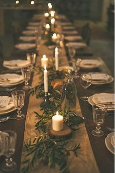 Jouluaatto: valaistus on kaiken a ja o tunnelman luonnissa.
