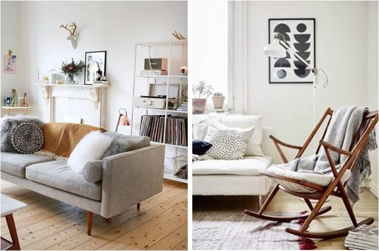 Sirot huonekalut vaihtavat tarvittaessa nopeasti paikkaa tilassa samalla luoden ilmavan vaikutelman.