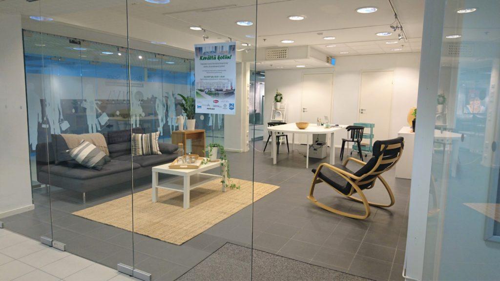 Uusia tuulia toimistolla: Micco deco ja Vivienda LKV muuttivat yhteiseen toimistoon Oulussa
