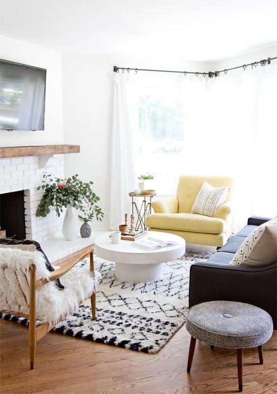 Sisustusvinkit: yhdistele rohkeasti erilaisia huonekaluja keskenään!