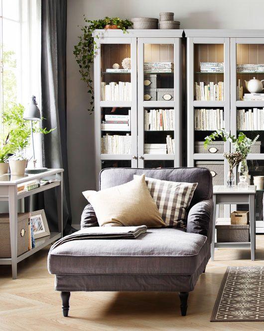 Sisustusvinkit: Siirrä nojatuoli rohkeasti keskelle huonetta.