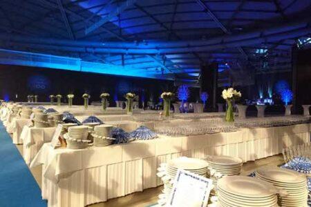 Suomi100 – juhla Ouluhallissa